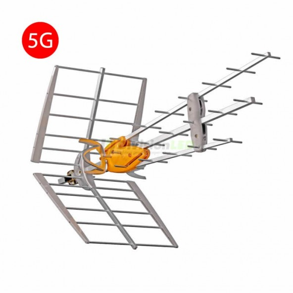 Antena TDT DAT BOSS UHF 5G...