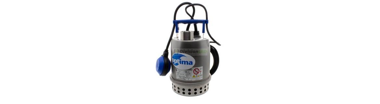 Bombas de achique aguas limpias
