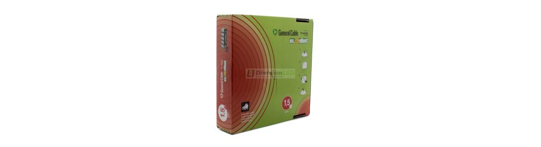 Cable flexible libre de halógenos