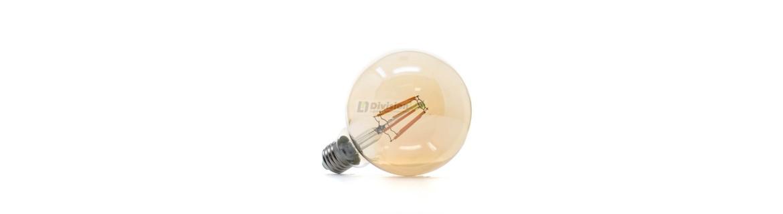 Bombillas LED vintage filamento