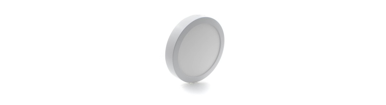 Downlight LED de superficie