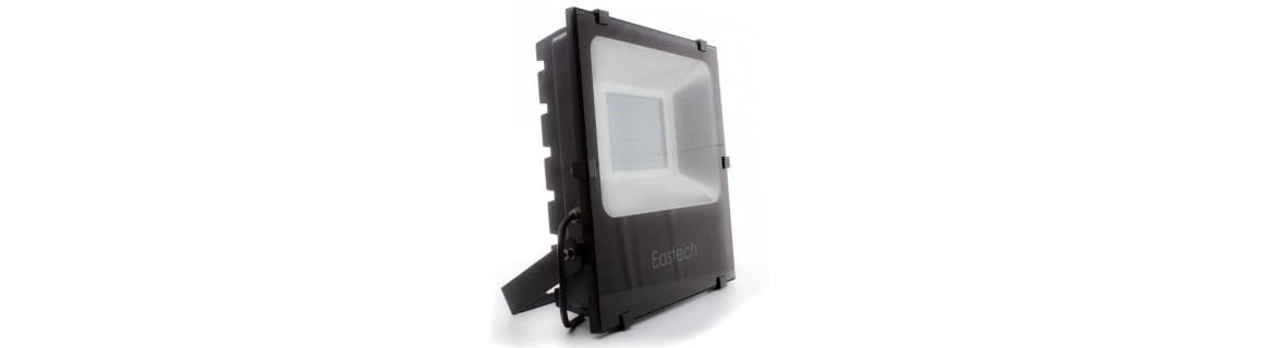 Proyectores LED exteriores