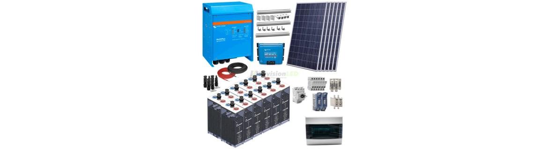 Kits Solar - Autonomía Energética | Energía renovable - DivisionLED