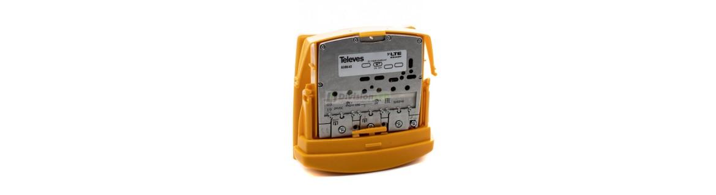 Amplificadores TDT - ¡descúbrelos en 360°! - DivisionLED