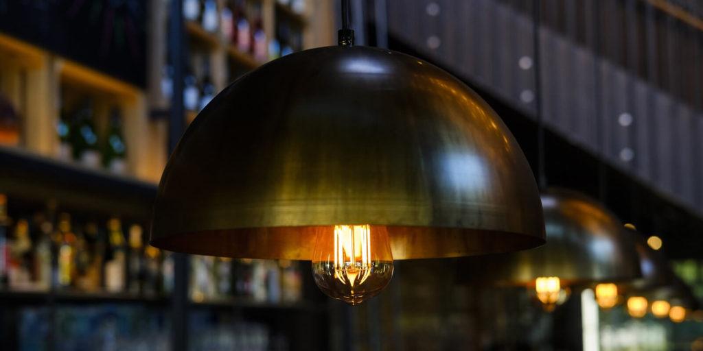Iluminando restaurantes con LED
